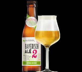 Riegele Bayerisch Ale 2 0,33 lt EW 5%