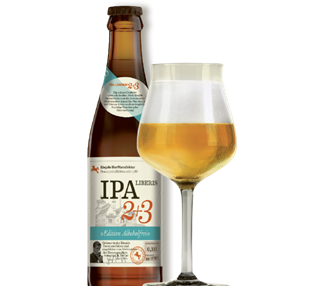 Riegele Liberis IPA 2+3 Edition alcohol free 0,33