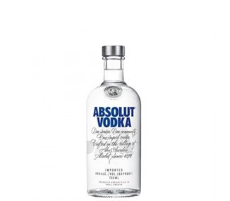 ABSOLUT Vodka 40% 1 lt