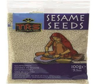 Sesame seeds white 100 g