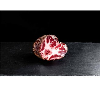 Coppa stored cut for at least 10 months - 200g