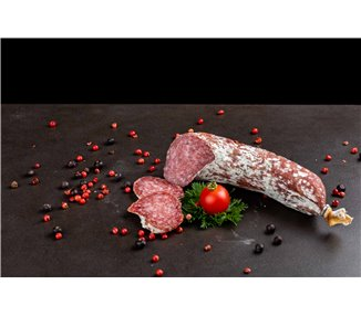 Salami from the Kaufmann butcher's house South Tyrol - 400 / 500g