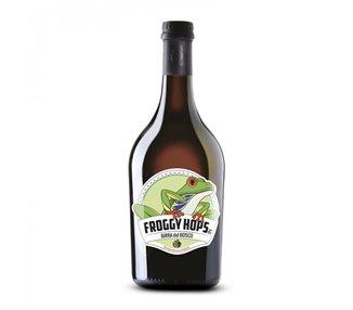 Birra del Bosco Froggy Hops IPA (ambrata) 5,9 % 0,33 lt