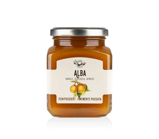 Apricot jam (75%) 335 g