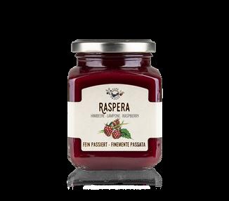 Marmellata di lamponi (75%) 335 g