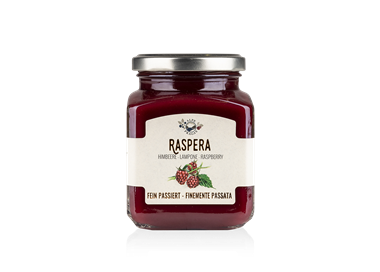 Raspberry jam (75%) 335 g