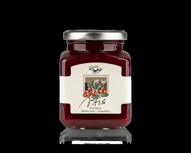 Cranberry jam (75%) 335 g