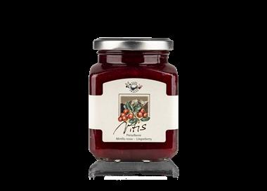Preiselbeeren-Marmelade (75%) 335 g
