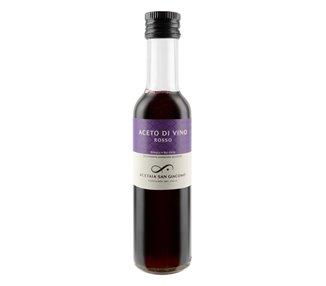 Rot - reiner Bio-Weinessig (Lambrusco) 250 ml