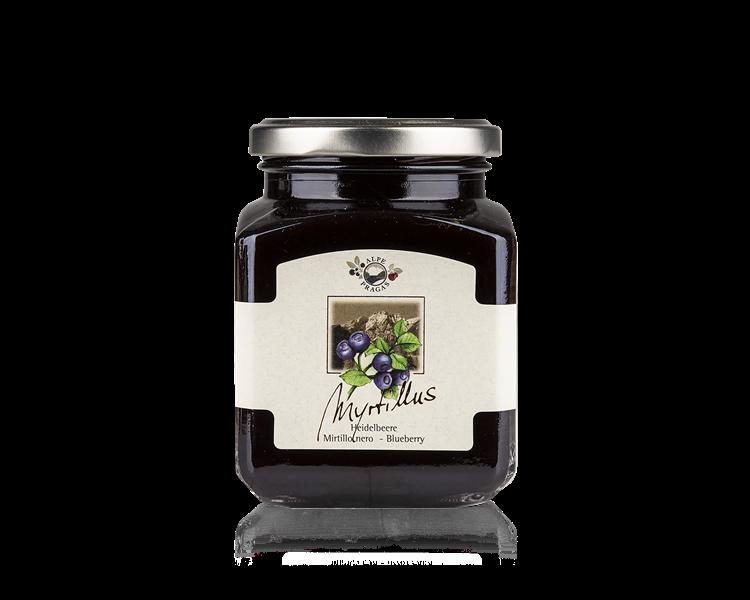 Blackberry jam (75%) 335 g
