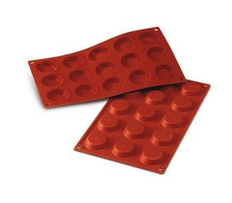 Silicone Mini Tartelettes 15/4 mm