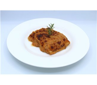 Lasagne with beef ragu and chanterelles - 4 portions