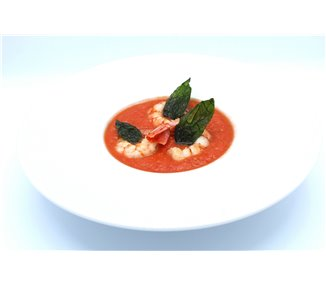 Gazpacho for 4 persons