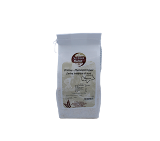regional wholemeal corn flour 500 gr