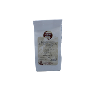 fine buckwheat flour 500 gr