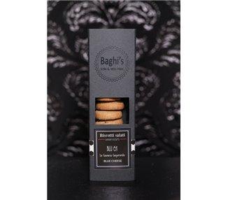 Herzhafte Kekse mit Blauschimmelkäse Baghis 140g