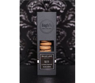 Savoury biscuits with blue cheese  - Bagis 140g