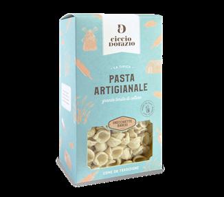 Handmade orecchiette from Bari Ciccio d'orazio - 500g