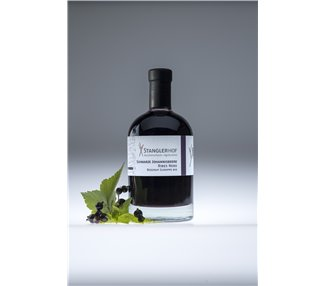 Cassis Black Currant Syrup Stanglerhof 0,5L