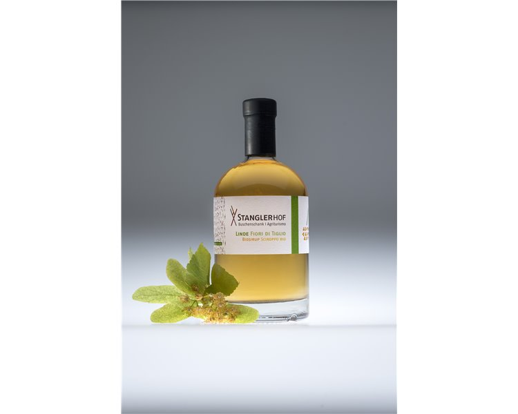 Lime blossom syrup Stanglerhof 0,5L